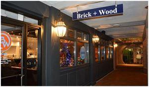 Brick + Wood