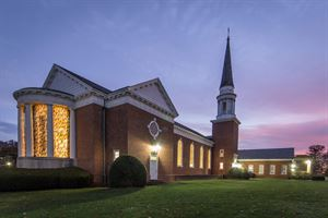 Emory and Henry College Memorial Chapel