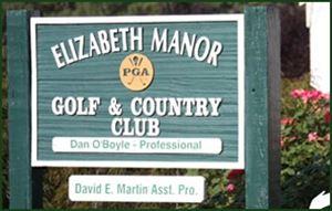Elizabeth Manor Golf & Country Club