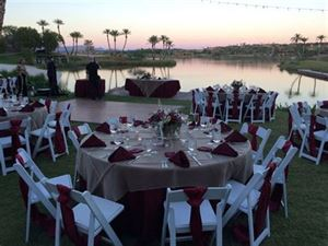 Reflection Bay Weddings and Receptions