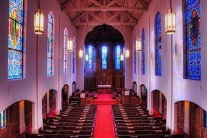 Southwestern University - Lois Perkins Chapel