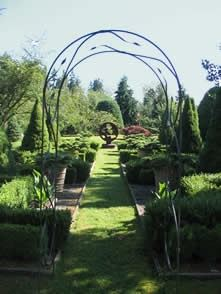 Bassetti's Crooked Arbor Gardens