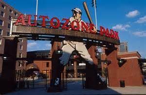 AutoZone Park - Memphis Redbirds