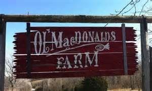 Ol' Macdonald's Farm