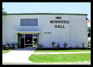 Minnreg Hall