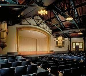 Martin Theatre & Greenroom At the Martin