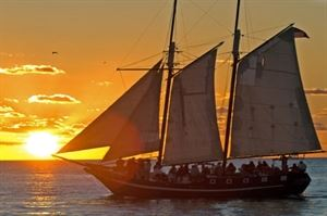 Schooner Wolf - 74' Flagship of Conch Republic