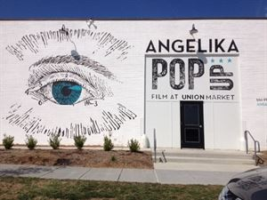 Angelika Pop-Up at Union Market