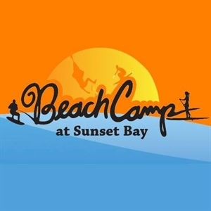 Beach Camp at Sunset Bay