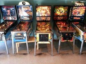 Dorky's Bar Arcade