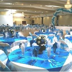 Luxury Sapphire Banquet Hall