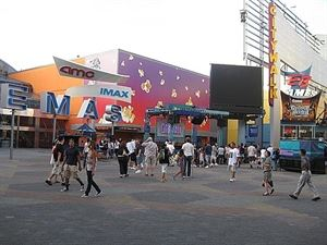 AMC Universal Citywalk Stadium 19 with IMAX