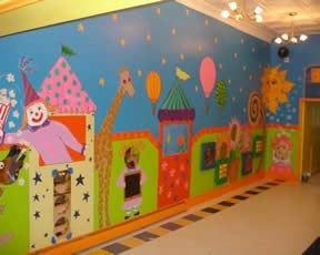 Bubbles Playhouse