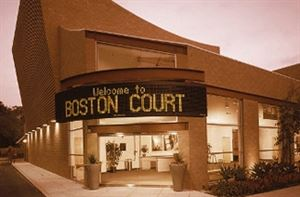Boston Court Performing Arts Center