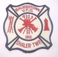 Bauerstown Volunteer Fire Department
