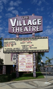 Village Theater Of Orange