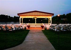 Lakeside Ballroom At Medina Lake