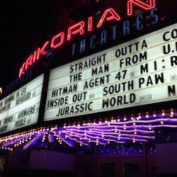 Krikorian Premiere Theatres Monrovia Cinema