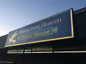 Manna From Heaven Dinner House