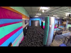 Airborne Trampoline Arena