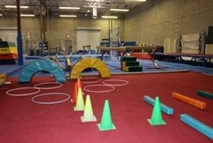 Arrowhead Spinetts Gymnastics