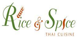 Rice & Spice Thai Cuisine