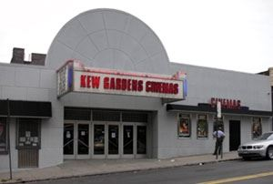 Kew Gardens Cinema