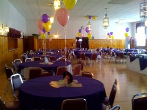 St Michael's Mutual Club Hall Rentals