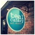 Teal Canary