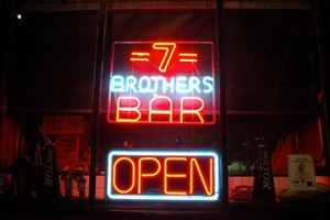 Seven Brothers Bar