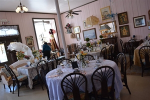 Lady Bird's Tea Room & Bakery