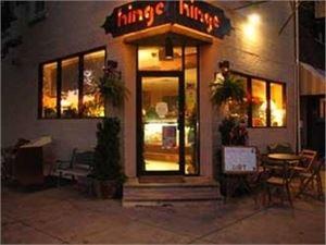 Hinge Cafe