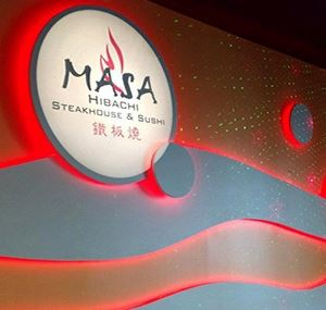 Masa Hibachi Steakhouse & Sushi