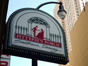 Pittypat's Porch Restaurant
