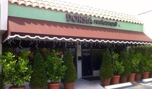 Dorsia Restaurant