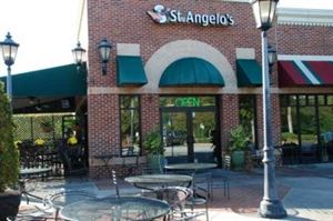 St Angelo's Pizza