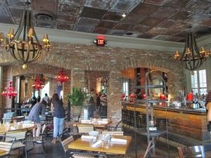 The Brasserie and Neighborhood Café at PARISH