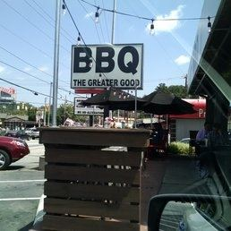 The Greater Good BBQ