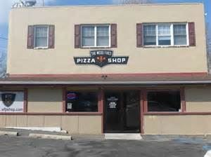 The Wood Fired Pizza Shop