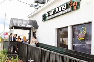 Shin Jung Korean Restaurant