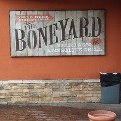 The Boneyard Beer Farm & Mesquite Grill