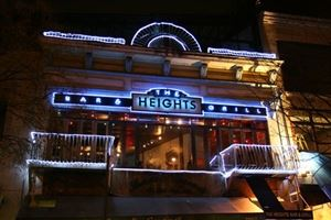 The Heights Bar & Grill