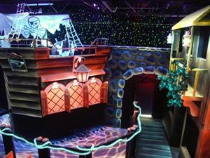 Laser Voyage Cafe