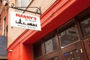 Manny's on Second