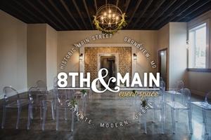 8th & Main