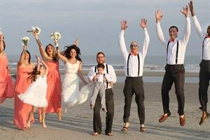 A Charleston Beach Wedding