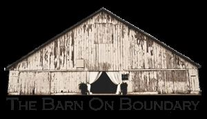 The Barn on Boundary