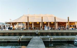 The Bohlin at the Newport Yachting Center