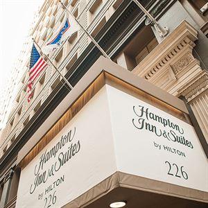 Hampton Inn Hotels & Suites of New Orleans