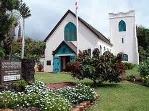 Good Shepherd Church - Wailuku